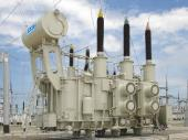 125 MVA,220/110 kV three phase three-winding autotransformer, Russia