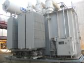 16 MVA,20 kV three phase transformer, Adlerskaya TPP, Russia