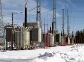167 MVA,500 kV sigle phase three-winding autotransformer, Emelino s/s, Russia