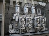 172,5 MVA,500 kV three-phase transformers, Yacyreta HPS, Argentina