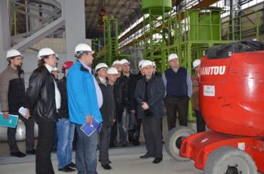 "ZTR has conducted Technical Seminar for delegation of ""DTEK ENERGO"" LTD"