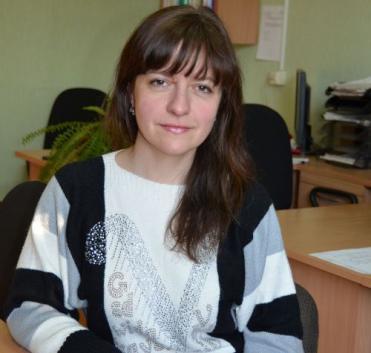 The beautiful woman, the valuable specialist, Mrs. Anastasiya Basova