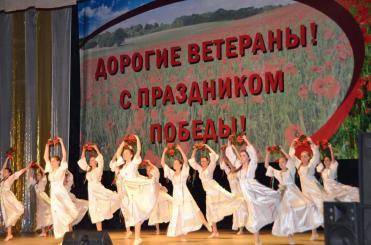 У ДК ПрАТ «ЗТР» пройшов святковий концерт для ветеранів