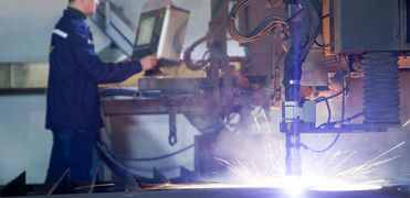 Welding production